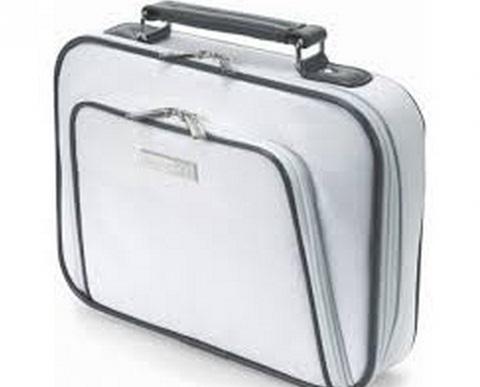 jual tas laptop dicota original putih