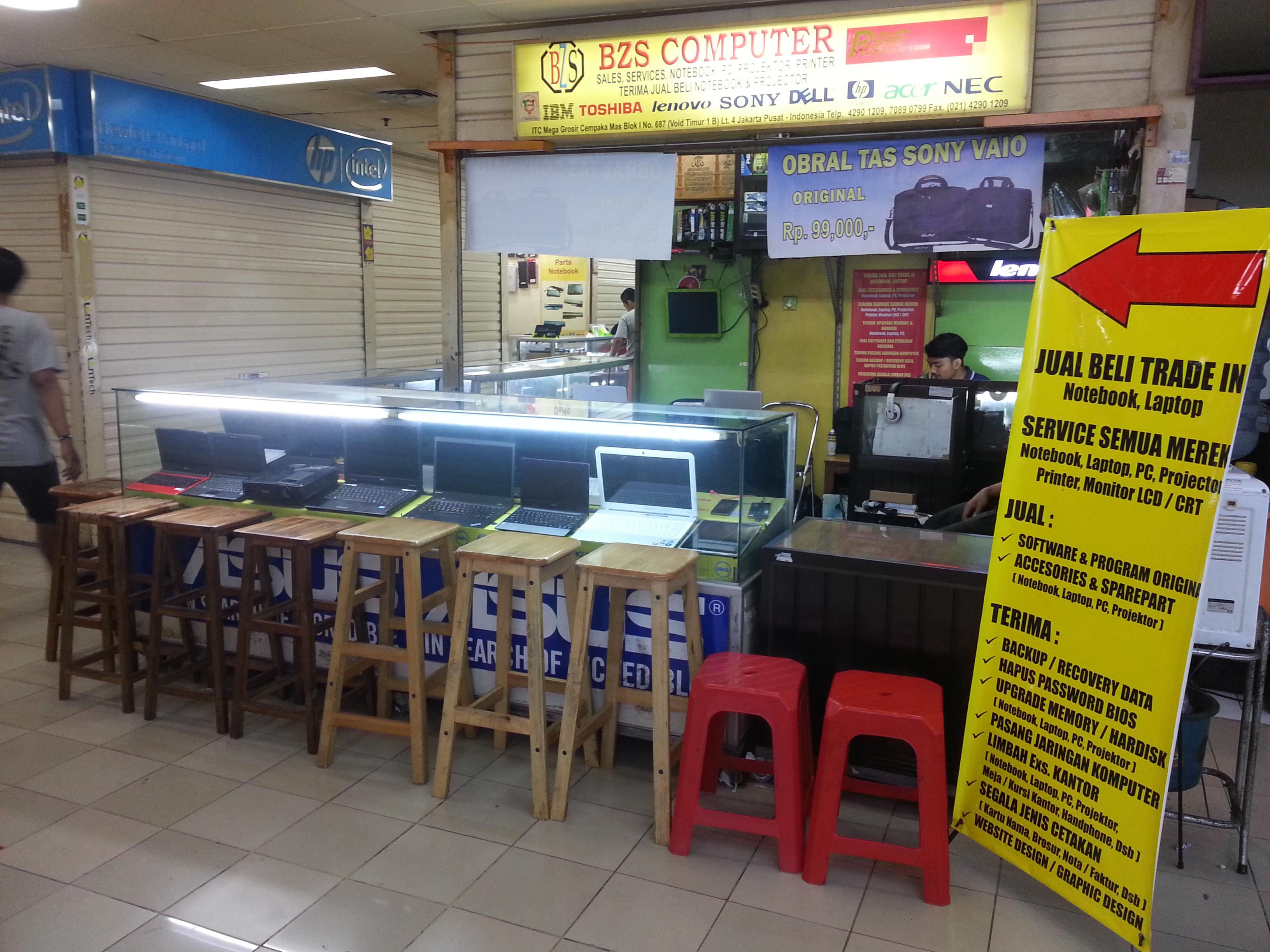 Jual Beli Macbook Bekas Macbook Second Di Bandung Bzs Store